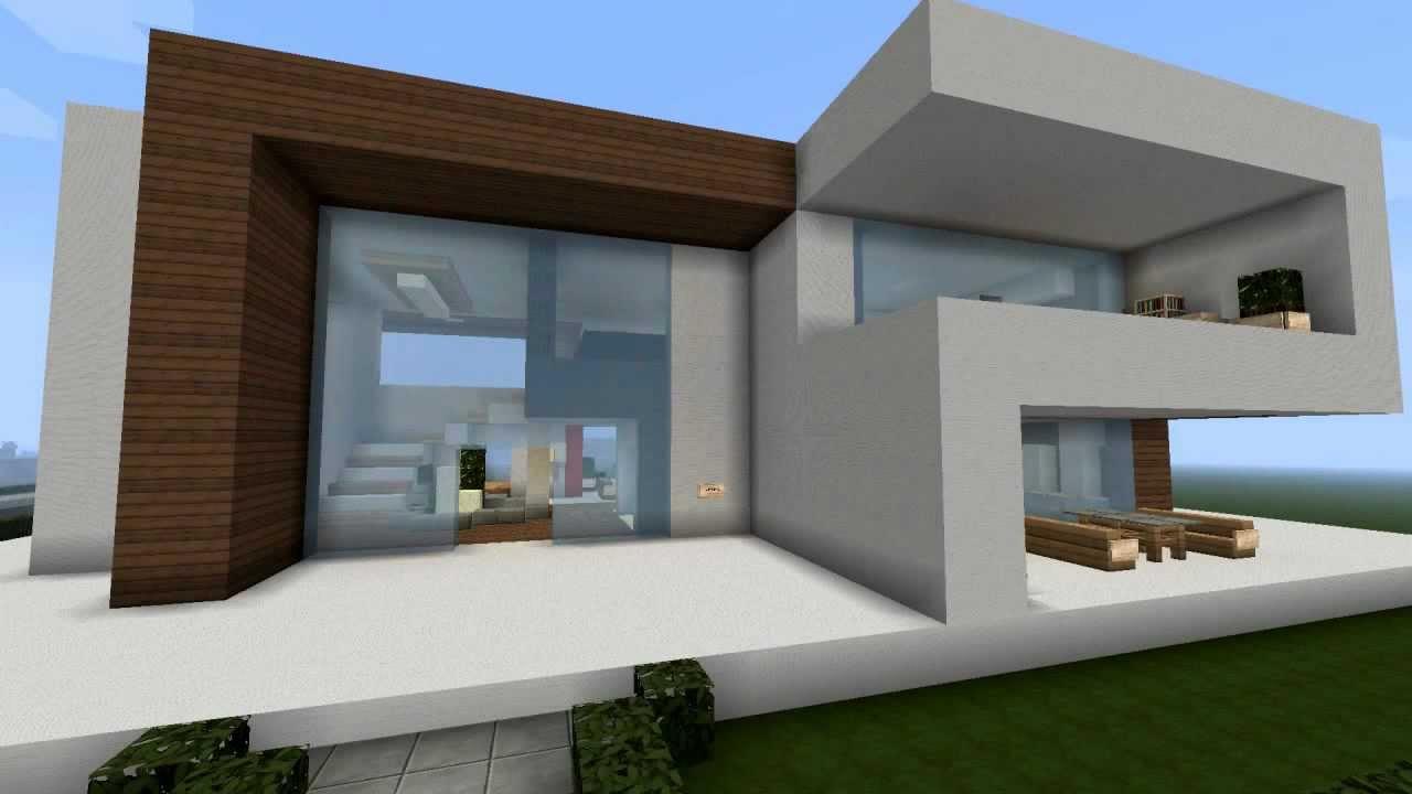 Minecraft Spielen Deutsch Minecraft Haus Bauen Sparkofphoenix Bild - Minecraft modernes haus nachbauen