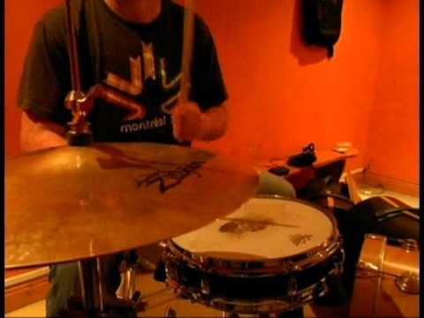 ★ Advanced Drum Lesson ★ Kick Hat Snare 04