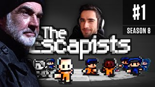 Let's Play The Escapists #1 (HMP Irongate) - Free Depilation