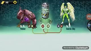 Кручу генератор в игре мутанты генетические войны