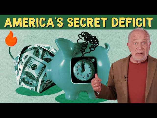 The Biggest Deficit You've Never Heard Of | Robert Reich
