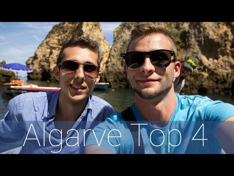 Algarve Top 4 | Portugal | Travel guide