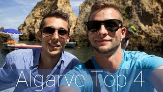Algarve Top 4 | Portugal | Travel guide