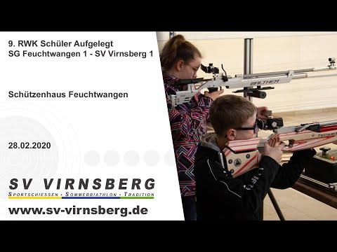 9. RWK Schüler Aufgelegt: SG Feuchtwangen 1 - SV Virnsberg 1