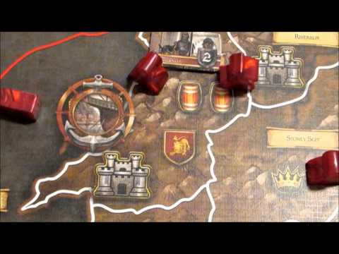 A Game of Thrones board game Strategy Guide
