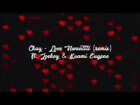 ckay---love-nwantiti-remix-ft.-joeboy-&-kuami-eugene-(lyric-video)