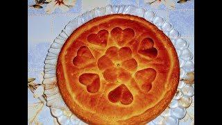 видео Пирог с вареньем, повидлом. Простой, вкусный рецепт приготовления тертого пирога.