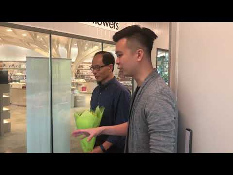 Unmanned Store at Garden by the Bay, Singapore (RFID Solution)