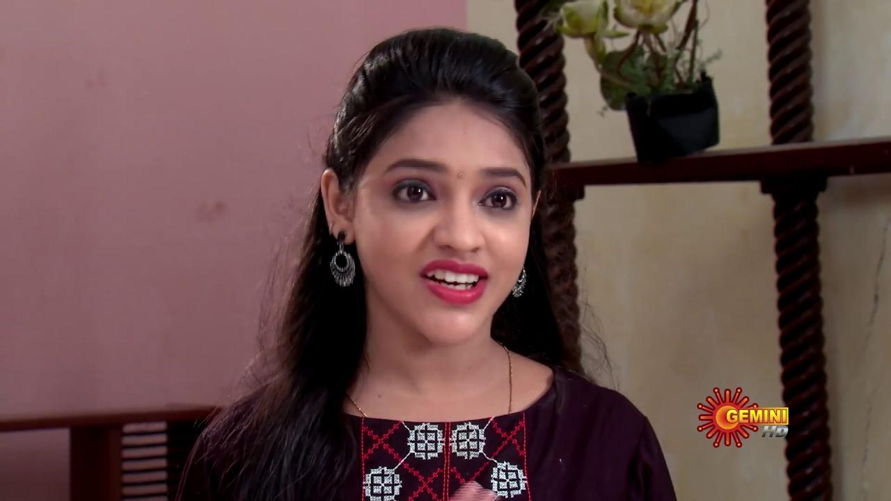 Prathighatana - Full Episode   9th August 19   Gemini TV Serial