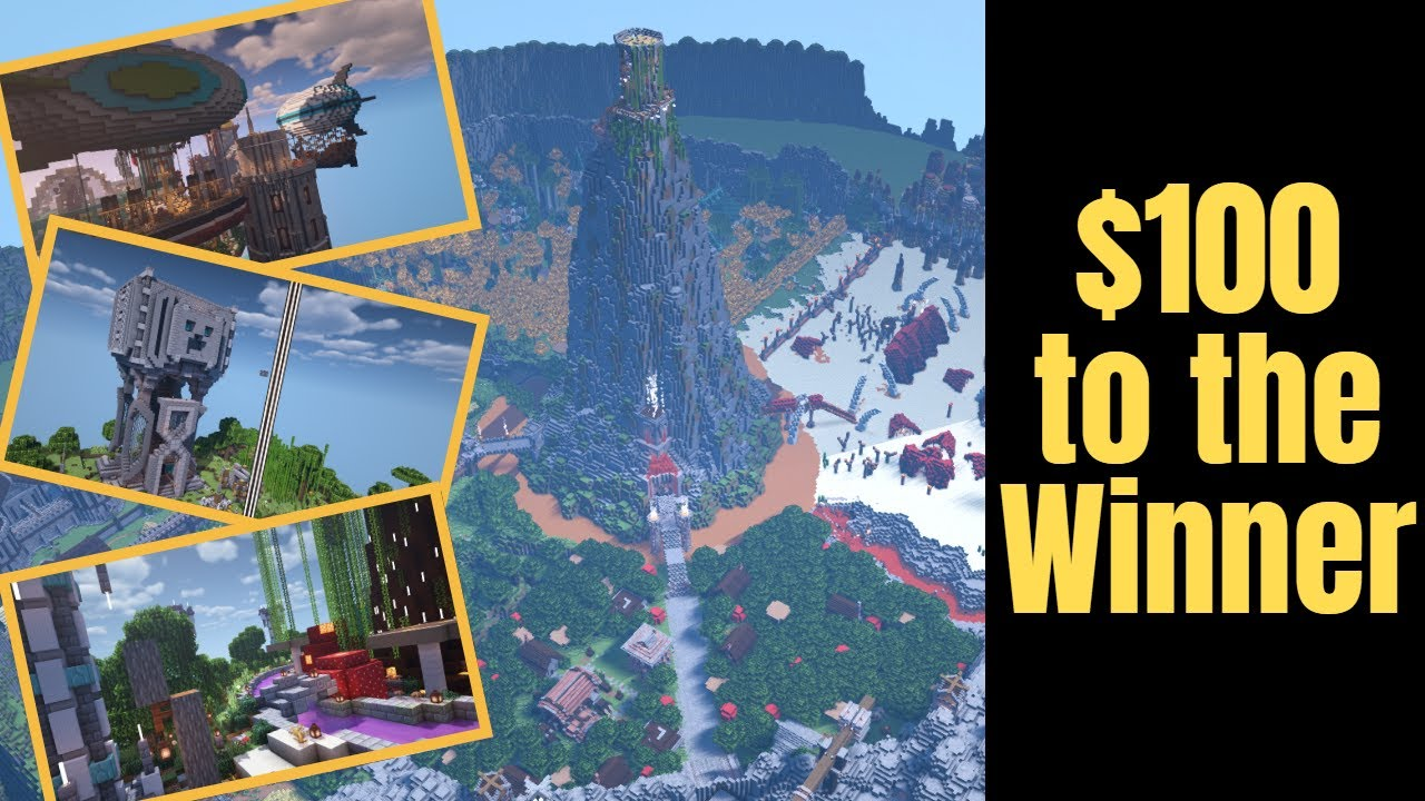 Minecraft Skyblock is Finished | You Decide Who Gets the Cash Prizes | Survival Minecraft