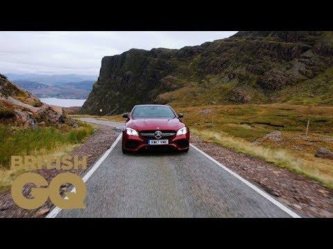 GQ Car Awards 2018: The E63S, Mercedes' Stealth Missile On Bealach Na Bà | Michelin | British GQ