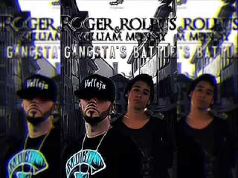 Roger Rolpus feat William Munny -  Gangsta's Battle (2014)