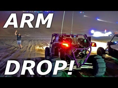Sand drags, Olds X3 shootout, and Camp RZR day 2!! thumbnail