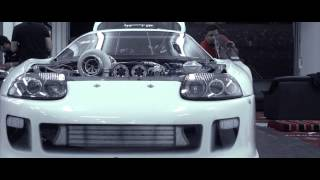 Worlds Fastest Import E.Kanoo Racing (Supra). The Quarter Mile