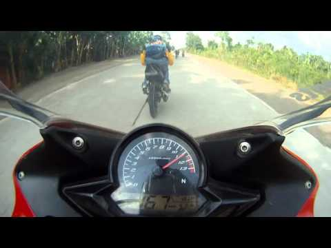 Top Speed Cbr 150 Lokal Honda Cbr 150 fi 180 Kph Top