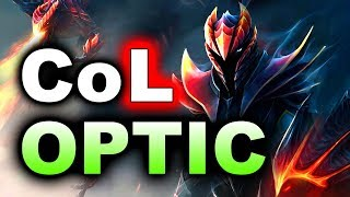 OPTIC vs CompLexity - NA ELIMINATION COMEBACK! - TI8 DOTA 2
