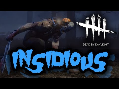 DEAD BY DAYLIGHT - INSIDIOUS - GAMEPLAY ESPAÑOL