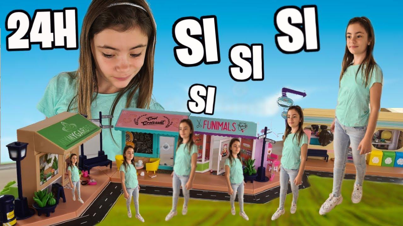 """24 HORAS DICIENDO QUE """"SI"""" A TODO (EN MI CIUDAD) SOY LA JEFA!!"""