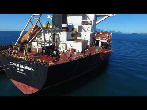 Inspeções OffShore com Drones - ITARC