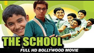 The School    Bollywood Hindi Comedy Movie    Vrajesh Hirjee, Yashodhan Bal, Ravi Behl