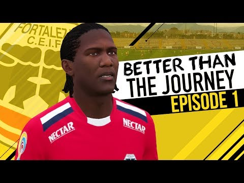 I AM BENJAMIN - Better Than The Journey | FIFA 17 My Player Career Mode (Episode 1)