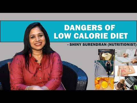 Dangers of Low Calorie Diet for Weight Loss in Tamil | JFW Health