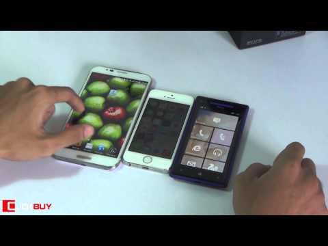 So sánh 3 hệ điều hành - Android vs IOS vs Winphone - Clickbuy