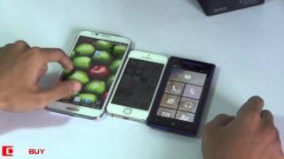 So sánh 3 hệ điều hành - Android vs IOS vs Winphone - Clickbuy's channel