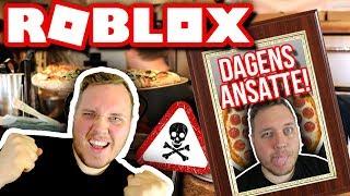 VÆRSTE PIZZARIA: DAGENS ANSATTE! 🍕 :: Vercinger i Roblox Dansk