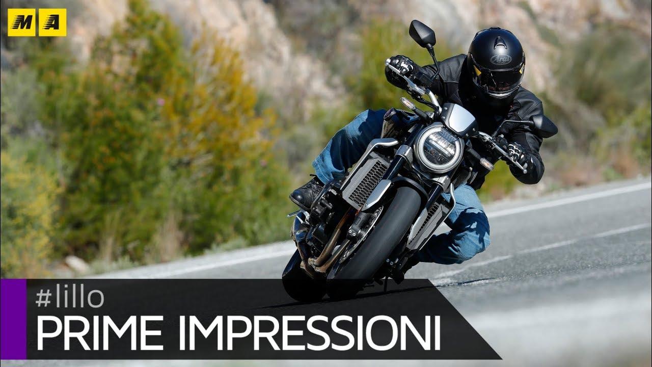 Honda CB1000R 2018 TEST