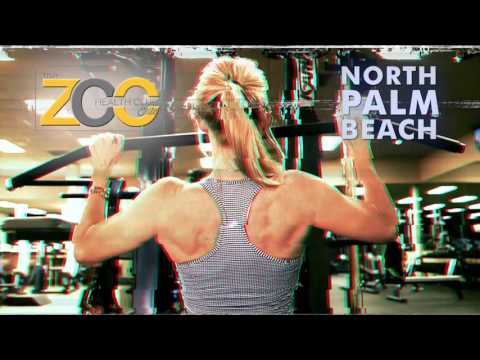 The ZOO Health Club, Zoo gym, gym motivation, palm beach