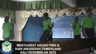 Mesyuarat Agung PIBG & Hari Anugerah Cemerlang 2012
