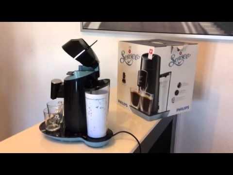 senseo kaffeemaschine twist hd7870 60 youtube. Black Bedroom Furniture Sets. Home Design Ideas