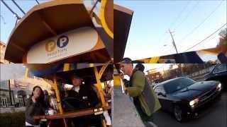 Houston Pedal Party - Washington Ave