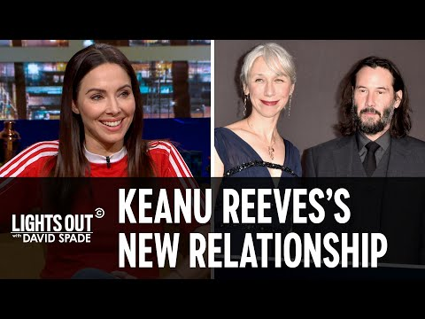 Keanu Reeves Proves Once Again How Rad He Is (feat. Whitney Cummings) - Lights Out With David Spade