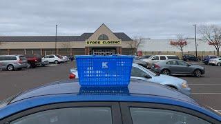 Doylestown, PA Kmart 11/17/2019 closing update #KmartClosing2019
