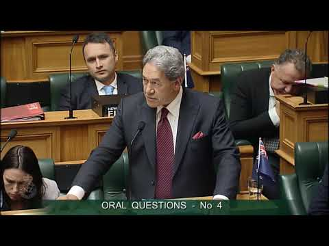 Question 4 - Hon Todd McClay to the Minister of Foreign Affairs
