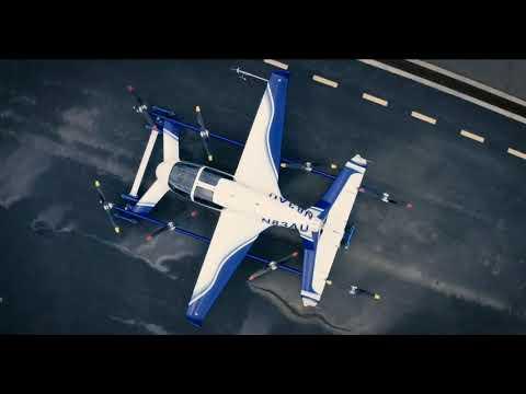 Летающий автомобиль  - Боинг