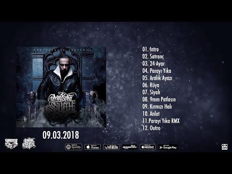 [SNIPPET] Massaka - Siyah albüm 2018 (09.03.2018)