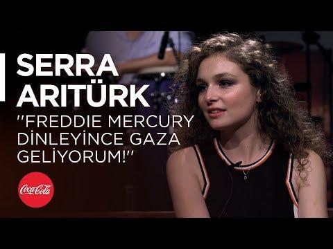 Serra Arıtürk - Sohbet / ''FREDDIE MERCURY dinlerken gaza geliyorum.