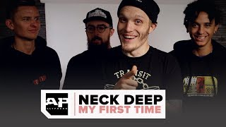 "Neck Deep Choose Between ""Harry Potter"" and ""Lord Of The Rings,"" Recall Embarrassing First Band Name"