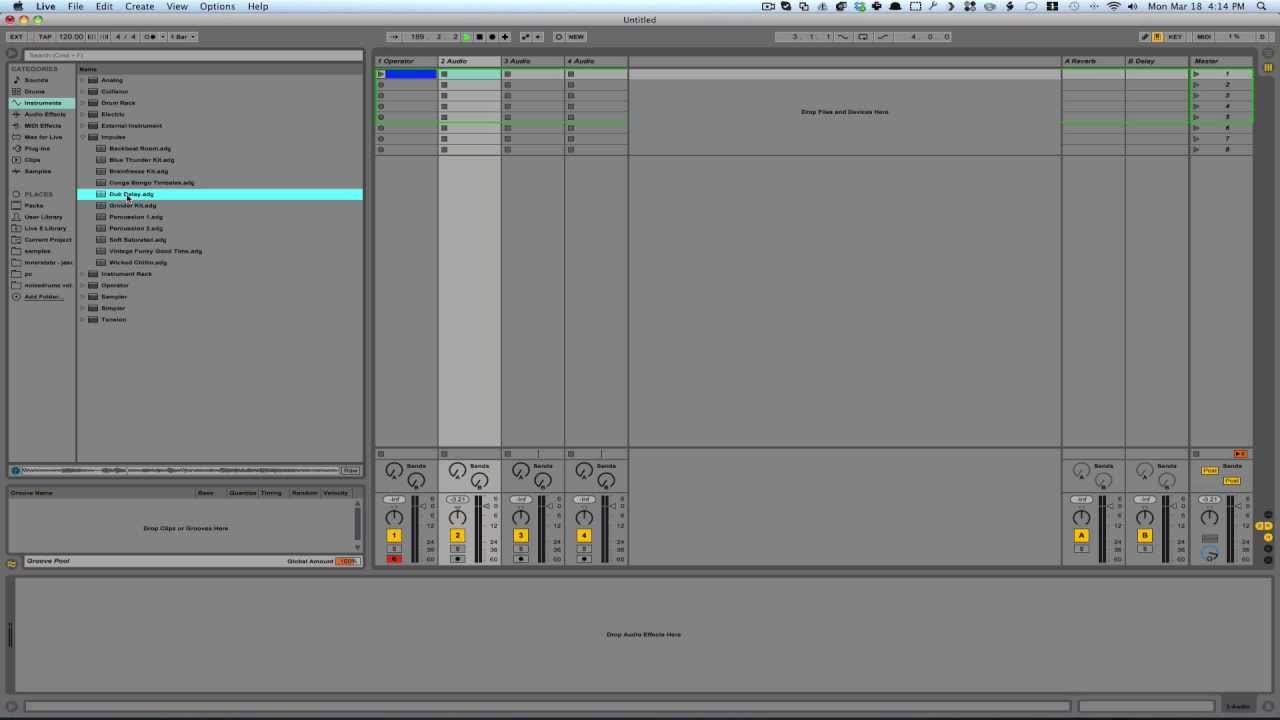 Differences between Ableton 8 and Ableton 9 HD