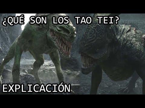 ¿Qué son los Tao Tei? EXPLICACIÓN | Los Tao Tei de la Gran Muralla EXPLICADOS