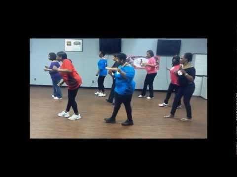 Love Slide - Cupid Line Dance - INSTRUCTIONS