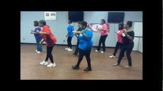 Love Slide - Cupid Line Dance - INSTRUCTIONS