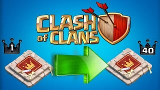 Clash of Clans - HOW TO MAX OUT HEROES FAST! LEVEL UP HEROES TH 7/8/9/10!