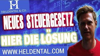 """Neues Steuergesetz - So """"umgehst"""" du das neue Steuergesetz für Trader völlig legal!"""