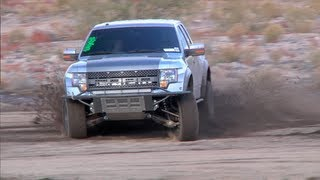 SDHQ's Twin-Turbo Eco-Raptor - TUNED