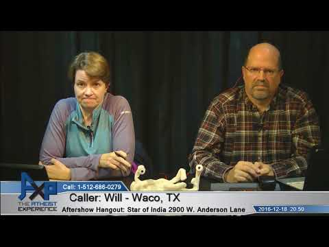 Theist Says Don't Stereotype Christians | Will – Waco, TX | Atheist Experience 20.50