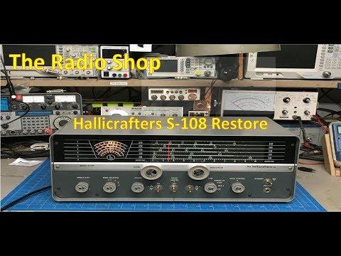#234-hallicrafters-s-108-restore